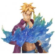 Excellent Model One Piece Neo DX Portraits of Pirates 1/8 Scale Pre-Painted PVC Figure: Phoenix Marco (Re-run)