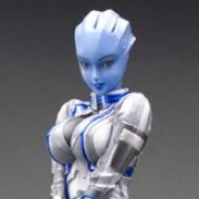 Mass Effect 1/7 Scale Pre-Painted PVC Bishoujo Figure: Liara