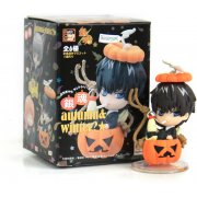 Petit Chara Land Series Gintama Non Scale Pre-Painted Trading Figure: Autumn &amp; Winter?