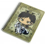 Durarara!! Ring Notebook: Chibi Izaya Prince Ver.