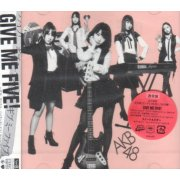 Give Me Five! [CD+DVD Type B]