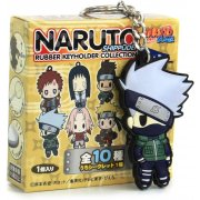 Naruto Shippuden Trading Rubber Key Holder Collection Vol.1 (Re-Run)