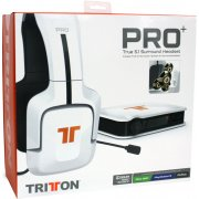 Tritton Pro+ 5.1 Surround Headset (White)