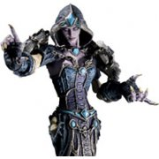 World of Warcraft Series 8 Pre-Painted Action Figure: Forsaken Priestess Confessor Dhalia