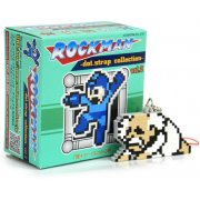 Rockman Dot Strap Collection Pre-Painted Trading Figure Vol.2