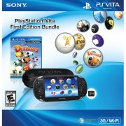 PS Vita PlayStation Vita - 3G/Wi-Fi Model (Little Deviants First Edition Bundle)