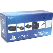 PS Vita PlayStation Vita Travel Kit (Black)