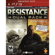 Thumbnail for Ultimate Combo Pack (Resistance Dual Pack & DUALSHOCK 3 wireless controller)