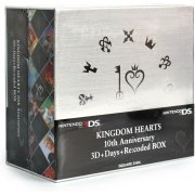 Kingdom Hearts 10th Anniversary 3D+Days+Re:coded Box