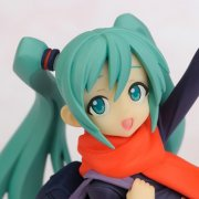 Character Vocal Series Non Scale Pre-Painted PVC Figure: Travelingmood Hatsune Miku