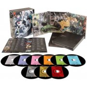 Durarara Blu-ray Disc Box [6Blu-ray+3CD Limited Edition]