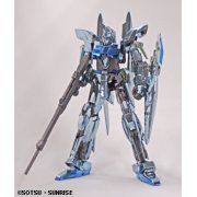 Gundam 1/144 Scale Model Kit: Delta Plus Metallic Ver. (HGUC)