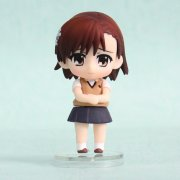 Nendoroid Petite To Aru Majutsu no Index II  Non Scale Pre-Painted Figure Set Vol.3: Misaka Mikoto