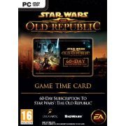 Star Wars: The Old Republic 60-Day Pre-paid Time Card (60 Days)