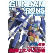Gundam Weapons Mobile Suit Gundam Age Special Edition Mook