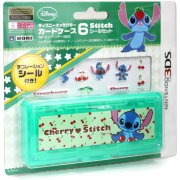 Thumbnail for Disney Character Card Case 6 Seal Set for Nintendo 3DS (Stitch)