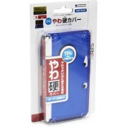 TPU Body Cover for Nintendo 3DS (Deep Blue)