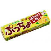 UHA Puru Puccho Honey Lemon Stick Candy