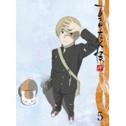 Natsume Yujincho Shi / Natsume's Book Of Friends 4 5 [DVD+CD Limited Edition]