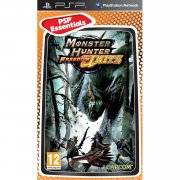 Monster Hunter Freedom 2 (PSP Essentials)