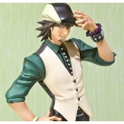 Figuarts Zero Tiger and Bunny Non Scale Pre-Painted PVC Figure: Kaburagi T. Kotetsu
