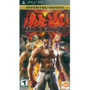 Tekken 6 (Favorites/Favoris)