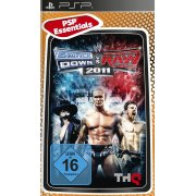 WWE Smackdown vs Raw 2011 (PSP Essentials)