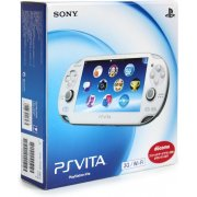 PSVita PlayStation Vita - 3G/Wi-Fi Model [Crystal White]