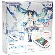 PSVita PlayStation Vita - 3G/Wi-Fi Model [Hatsune Miku Limited Edition]