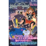 Kingdom Hearts 3D Dream Drop Distance Side Sora