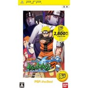 Naruto Shippuuden: Narutimate Accel 3 (PSP the Best)