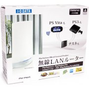 Wireless LAN Router for PlayStation3 & PSVita