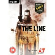 Spec Ops: The Line (Including Fubar Pack) (DVD-ROM)