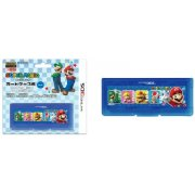 Super Mario Card Case 6 (Blue)