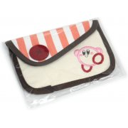 Club Nintendo Original Kirby Snap Pouch (Orange)