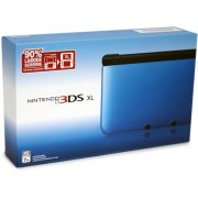 Nintendo 3DS XL (Black x Blue)