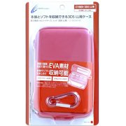 Semi Hard Case for 3DS LL (Red)