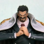 One Piece The Grandline Men Vol. 0 DX Pre-Painted PVC Figure: Monkey.D.GARP