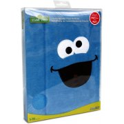 DreamGear Cookie Monster Plush Portfolio (Blue)