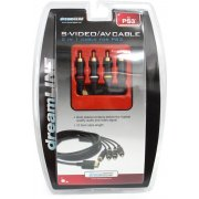 DreamGear Playstation 3 S-Video / AV Cables (2-in-1 Cable)