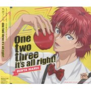 one two three it's all right (Prince of Tennis Character CD)