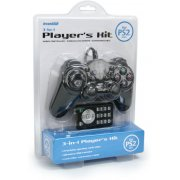 DreamGear 3-in-1 Players Kit (Black)