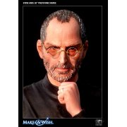 Steve Jobs Commerative Statue