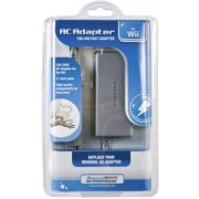 DreamGear AC Adapter for Wii - White