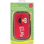 DreamGear Elmo Universal Soft Case for DS Lite, DSi, DSi XL and 3DS - Mixed