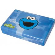 Thumbnail for DreamGear Cookie Monster Gamer\'s Vault - Mixed