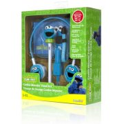 DreamGear Cookie Monster Travel Kit 7 in 1 - Mixed