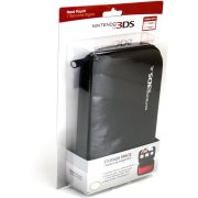 Nintendo 3DS XL Hard Pouch (Black)