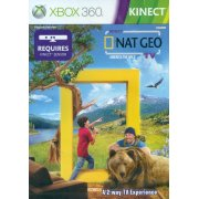 Kinect Nat Geo TV