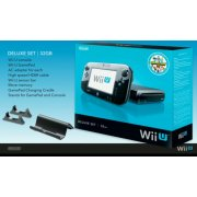 Thumbnail for Nintendo Wii U Deluxe Set 32GB (Black)